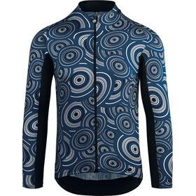 assos Mille GT Summer LS Jersey Men caleumBlue
